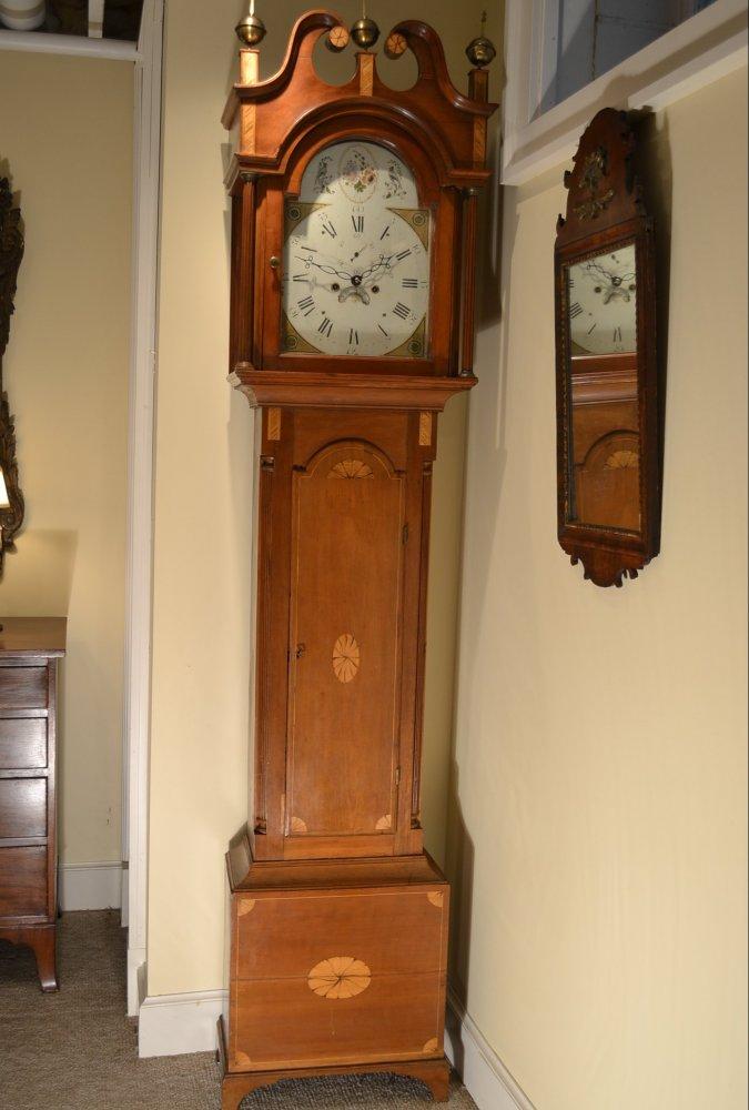 2273 – Connecticut Tall Clock