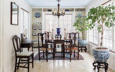 Private Antiques Dealer, Robert J Riesberg