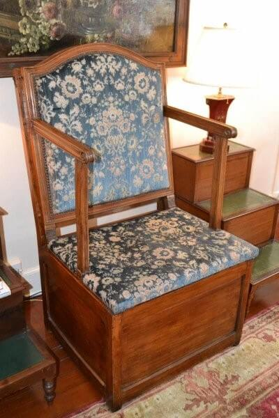 Italian Convertible Chair and Daybed