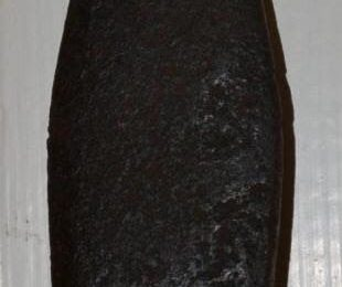 """18th century wrought iron """"peel"""" for cooking"""