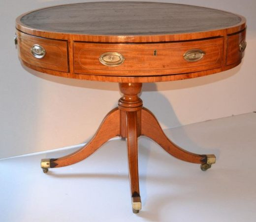 Drum table or rent table
