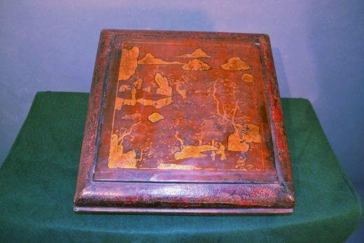 chinoiserie box