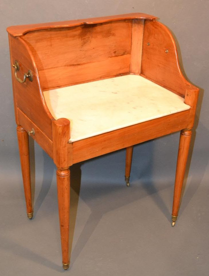 French directoire washstand