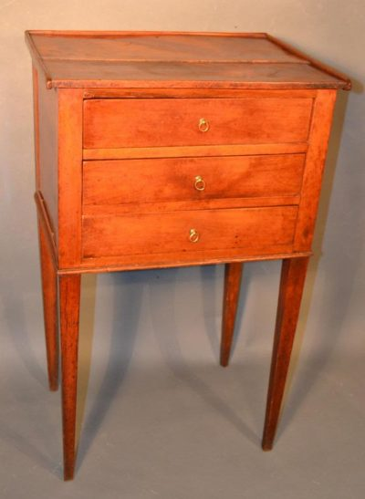 Meoclassical provincial nightstand