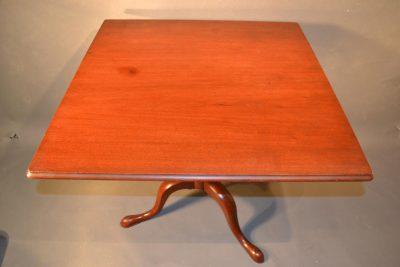 American Tilt top table