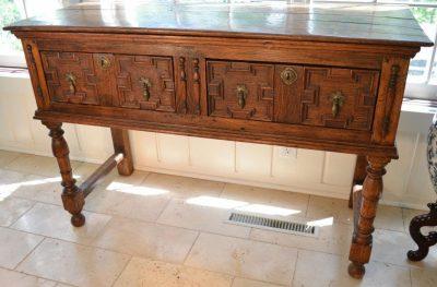 English Dresser
