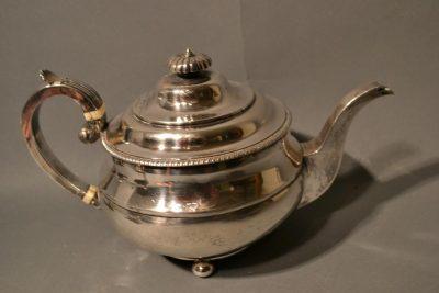 neoclassical teapot